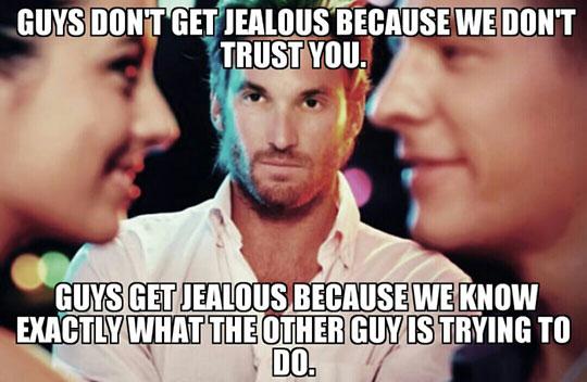 i can t trust my boyfriend